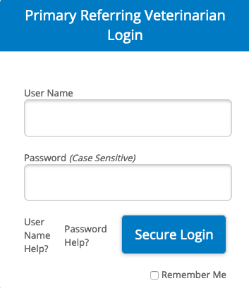 IndyVet Connect Login Portal Image